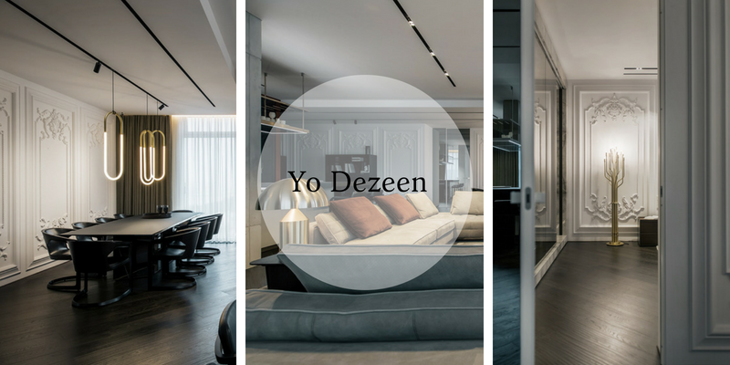An Ode To The Classics_ Yo Dezeen Presents an Apartment in Kiev