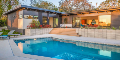 California is Here To Surprise W A Mid-Century Modern Home!