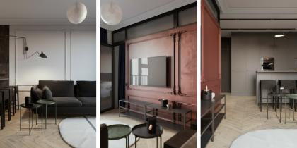Margo & It's Incredible Interior Design Project In Russia!