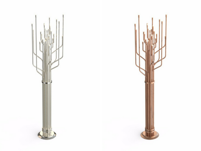 Review Discover The Jazz Spirit W This Contemporary Floor Lamp 4