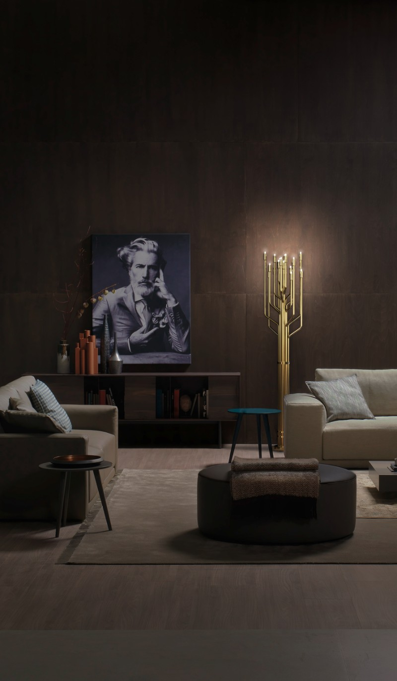 Review Discover The Jazz Spirit W This Contemporary Floor Lamp 5