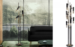 Fall in love with Ike, the modern scandinavian floor lamp