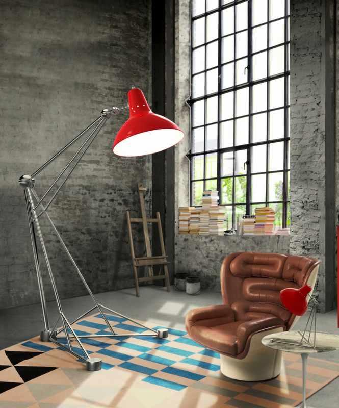Diana Family: The icon of DelightFULL's Collection collection Diana Family: The icon of DelightFULL's Collection Find the perfect floor lamp for your industrial home decor 2