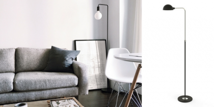Make a statement with your new minimalistic floor lamp (5)