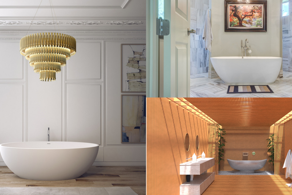 WARNING: New Inspiration For YourModern Bathroom Design