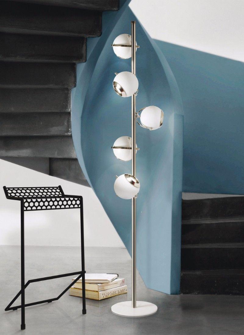 What's Hot On Pinterest Floor Lighting Designs W Pantone! 1