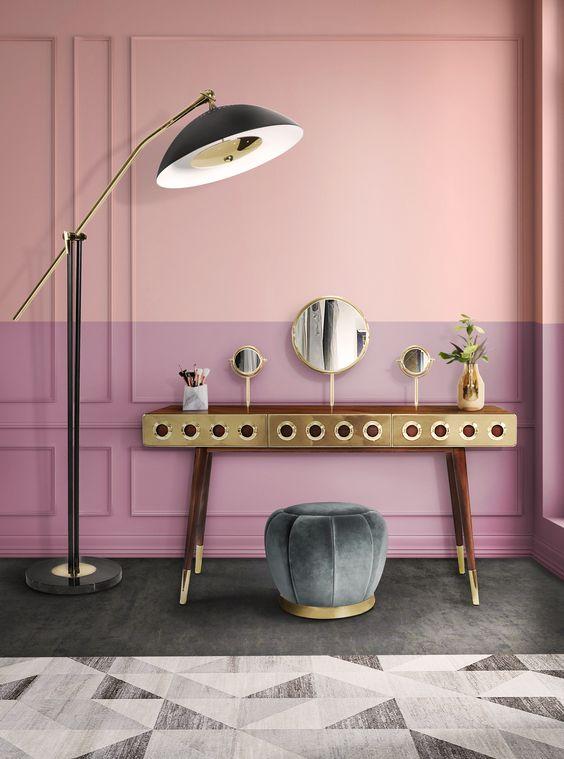 What's Hot On Pinterest Floor Lighting Designs W Pantone! 4