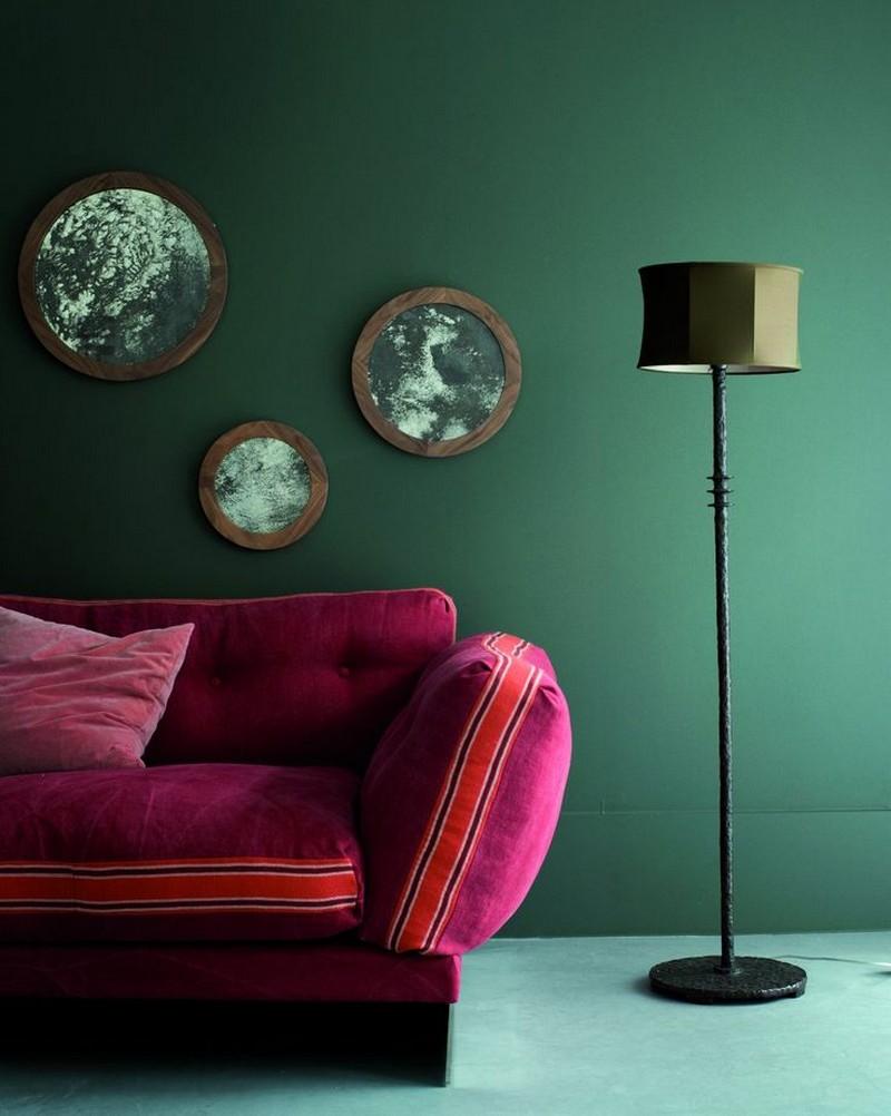 What's Hot On Pinterest Floor Lighting Designs W Pantone! 5