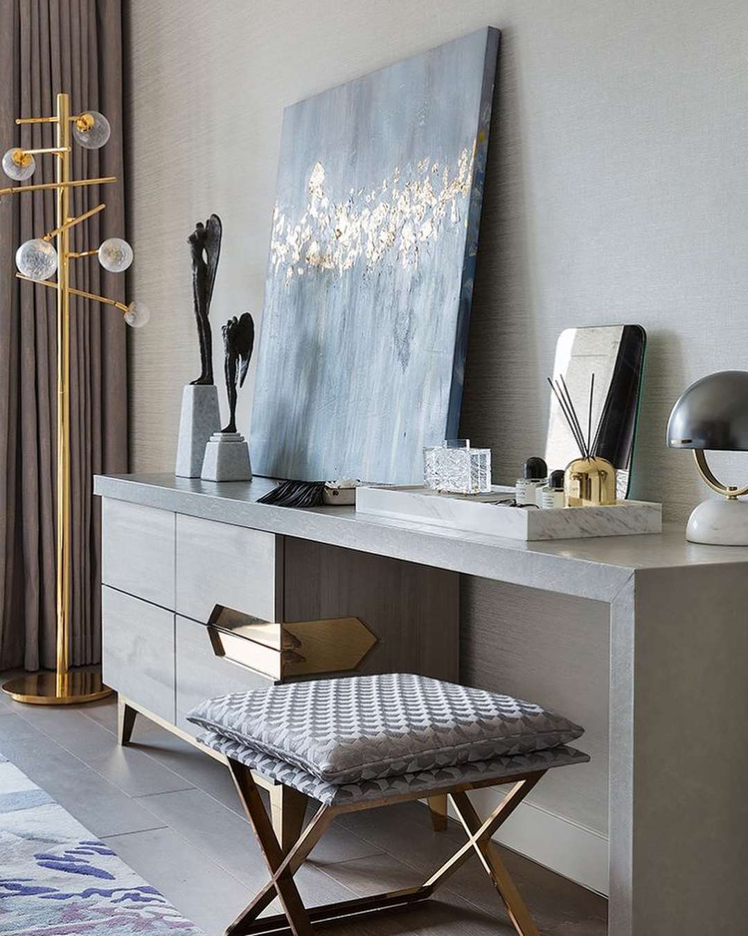 What's Hot On Pinterest Simple & Elegant Contemporary Floor Lamps 1
