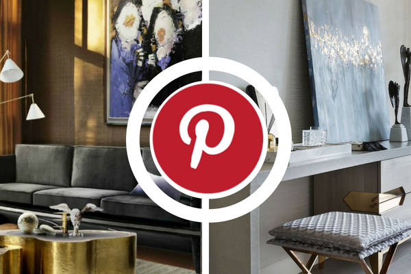 What's Hot On Pinterest_ Simple & Elegant Contemporary Floor Lamps