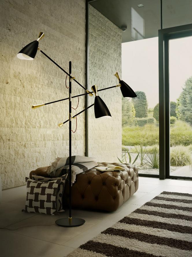 Why Your Lobby Needs A Modern Floor Lamp 2