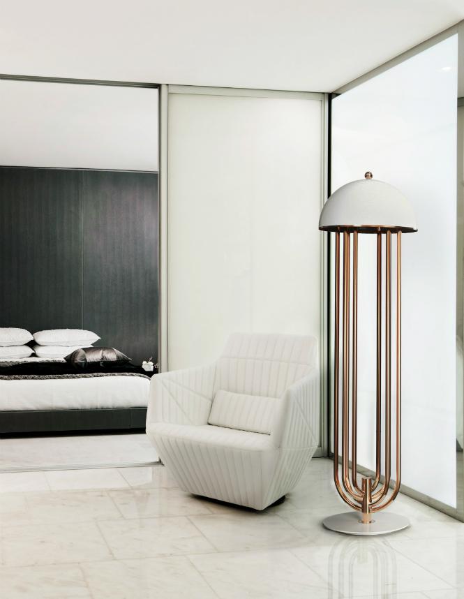Why Your Lobby Needs A Modern Floor Lamp
