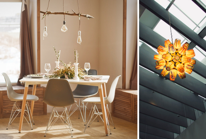 be crative create your unique lighting design