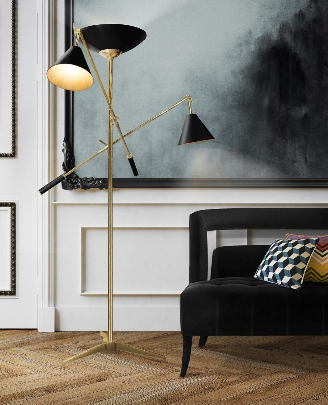 Fall In Love With These Modern Floor Lamps modern floor lamps Fall In Love With These Modern Floor Lamps Fall In Love With These Modern Floor Lamps 5