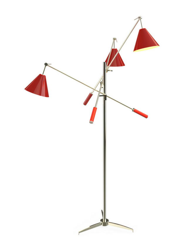 Spice up your home with a red floor lamp (1) red floor lamp Spice Up Your Home With a Red Floor Lamp Spice up your home with a red floor lamp 1