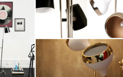 multiple lampshades are perfect for your modern floor lamp 1