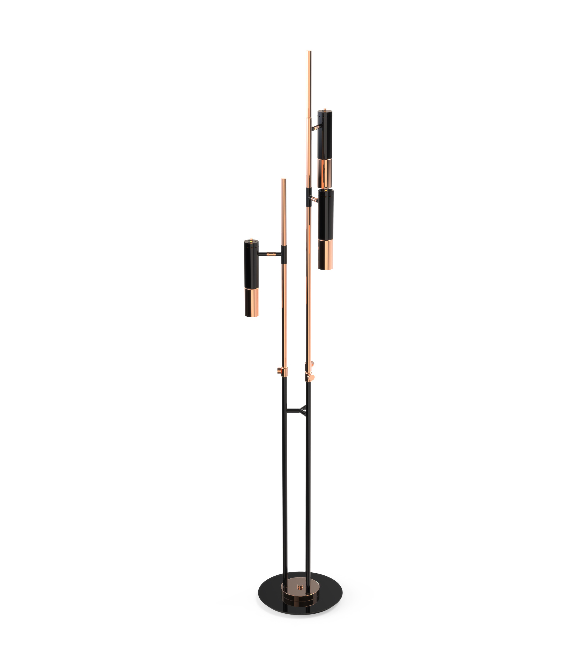 100% Design 2018 – Trends of the year on modern floor lamps 3