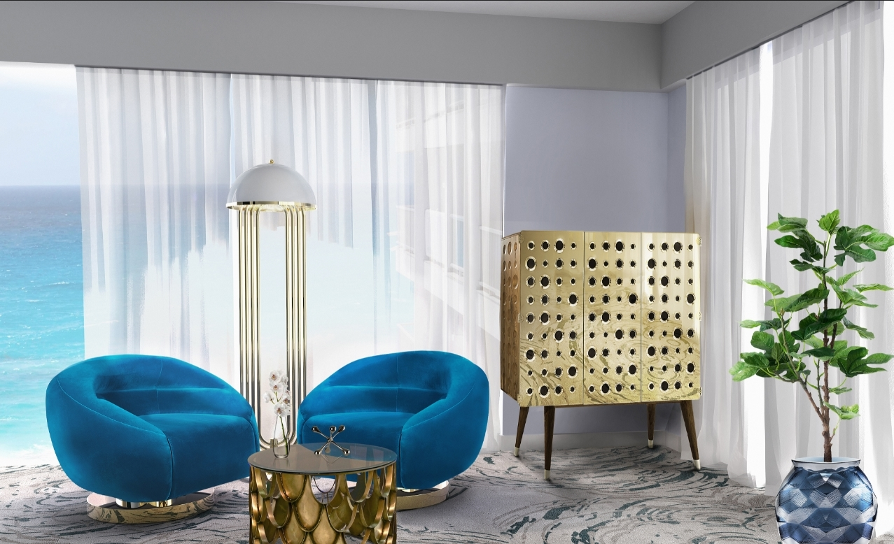 modern floor lamps 5 modern floor lamps in a gold plated finish 5 modern floor lamps in a gold plated finish 1