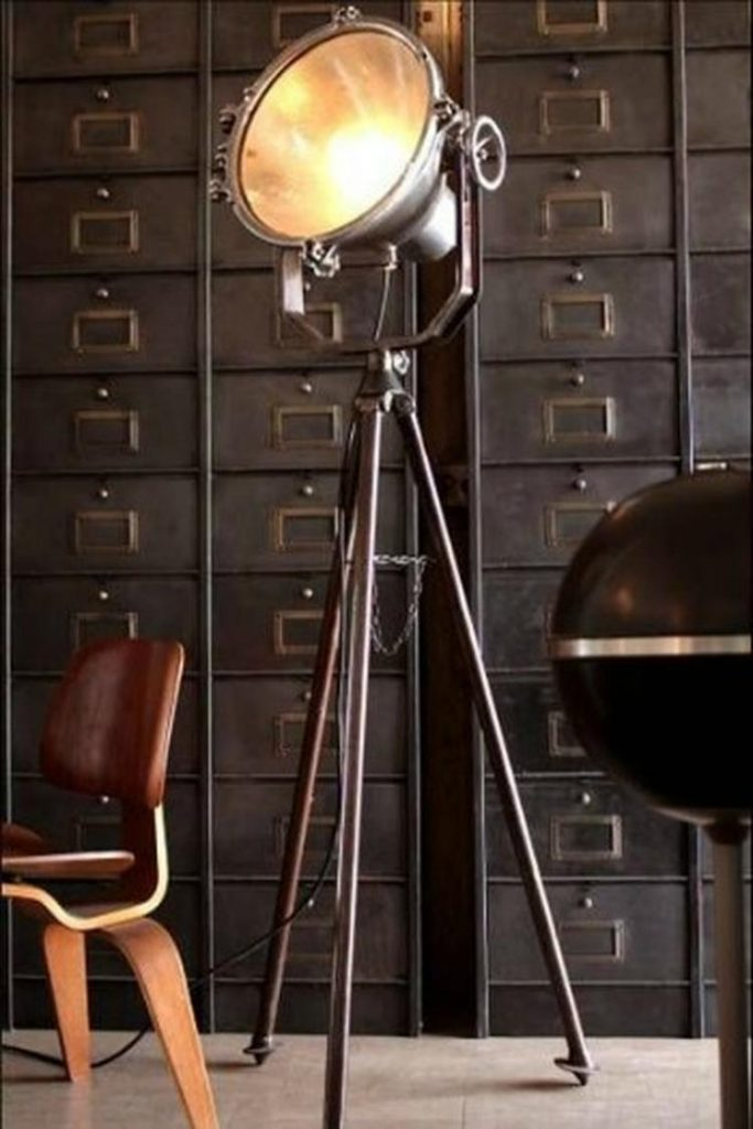 industrial floor lamps industrial floor lamps Industrial Floor Lamps That Will Light Up Your Home Décor Industrial Floor Lamps That Will Light Up Your Home D  cor 1