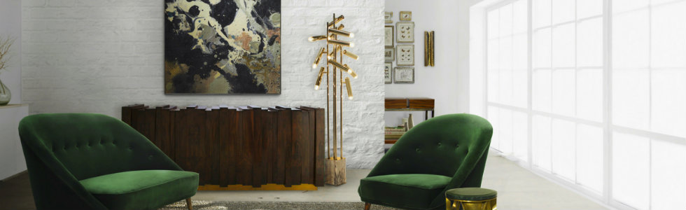 Top 6 Floor Lamps for Your Contemporary Living Room brabbu ambience press 22 HR