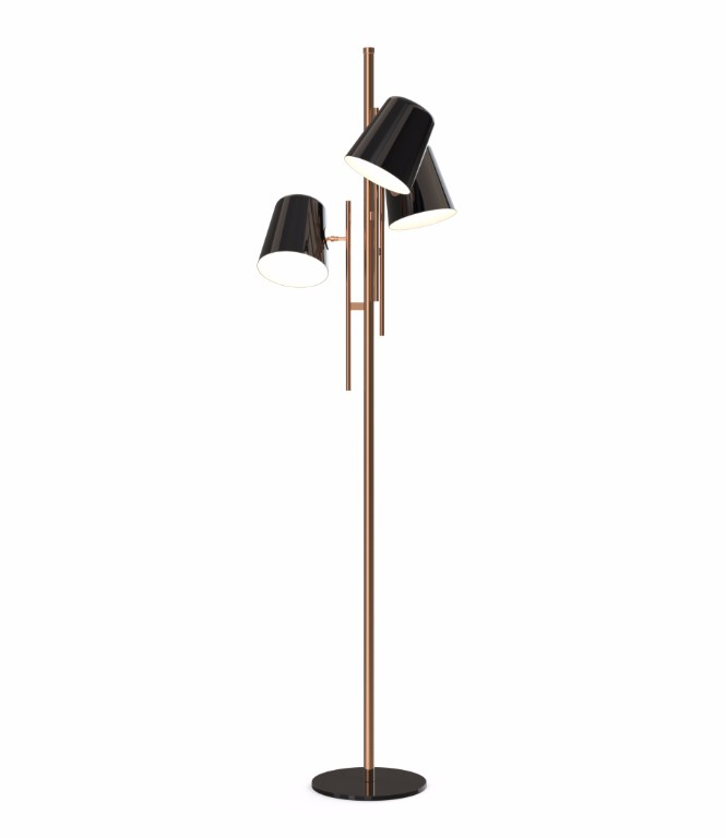 modern floor lamps 10 Best Modern Floor Lamps For Stylish Home Design in 2017 2