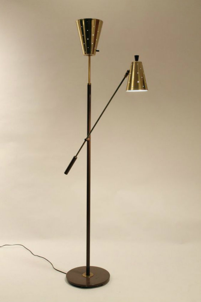 Mid Century Modern Floor Lamps For Your Living Room Designs