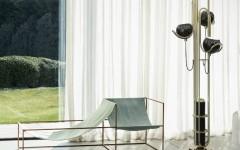 mid-century modern Get a Mid-Century Modern Style with Floor Lamps delightfull neil vintage retro sphere floor lamp 03 240x150