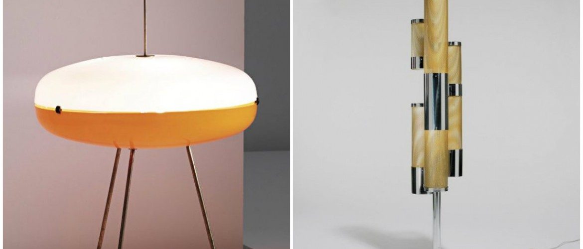 10 mid-century lighting designs by Gio Ponti