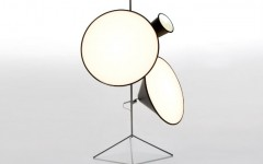 Floor lamps designed by Tom Dixon