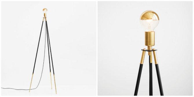 Mid Century Modern Floor Lamps By Lambert Et Fils Cliff Lamp