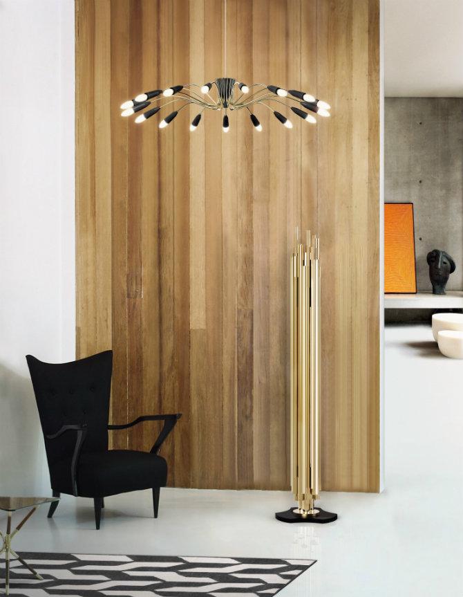 Modern Lamp Designs That You Ll Love Brubeck Standing Floor