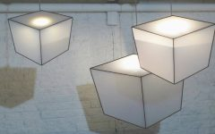 3D lighting design creates an incredible optical illusion