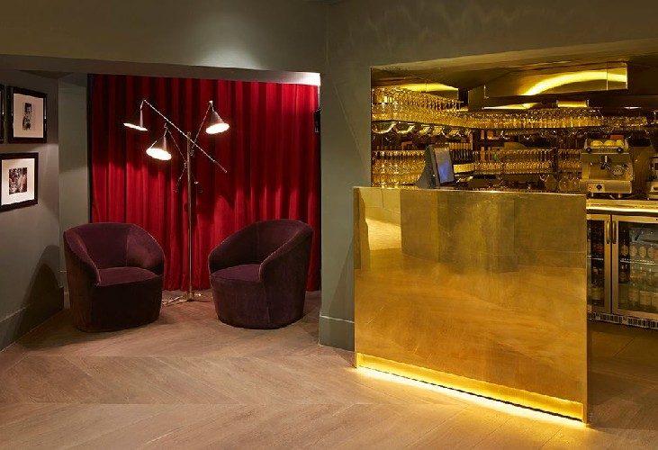 restaurant design Restaurant Designs With Great Lighting: Christopher's London Featured 731x500