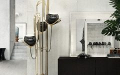 Modern Floor Lamp from DelightFULL  Modern Floor Lamp from DelightFULL Modern Floor Lamp from DelightFULL 240x150