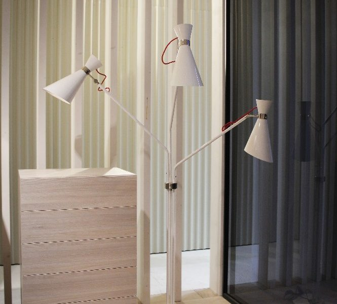 Simone White Floor Lamp by DelightFULL  Simone White Floor Lamp by DelightFULL Simone White Floor Lamp by DelightFULL 665x600