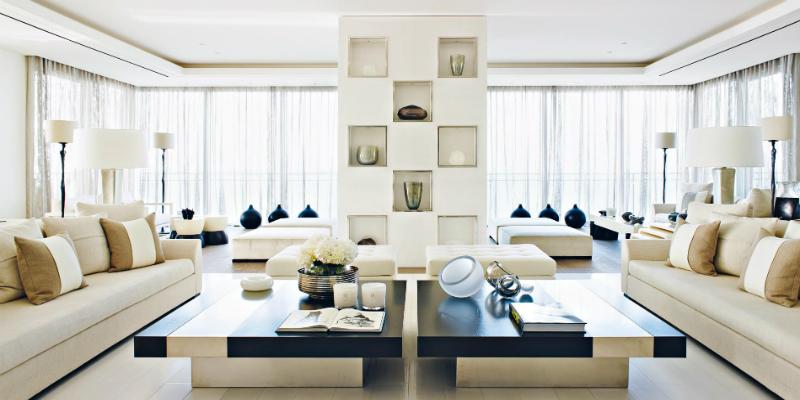 Kelly Hoppen's Wonderful Beirut Apartment featuring Modern Floor Lamps kelly hoppen Kelly Hoppen's Wonderful Beirut Apartment featuring Modern Floor Lamps 1 feat