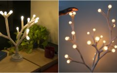 Splyt: The LED Tree Standing Lamp standing lamp Splyt: The LED Tree Standing Lamp collage feat 2 240x150
