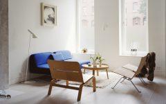 Scandinavian Brooklyn Home features a Strong Lighting Design Game