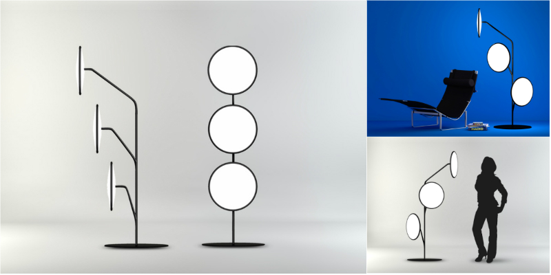 Have You Even Seen a Floor Lamp That Looks Like a Spider?