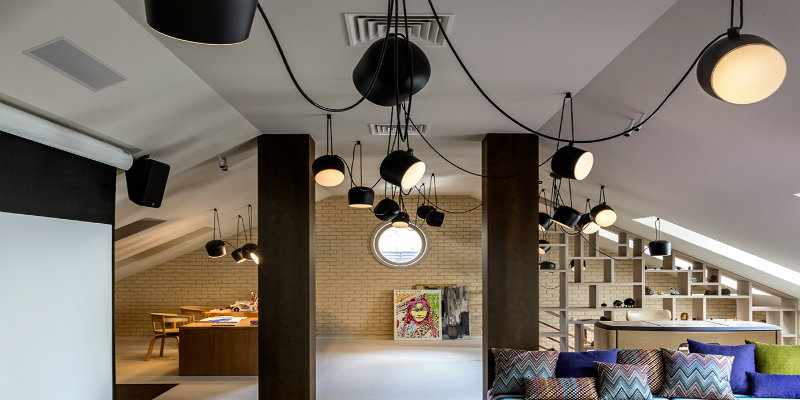 lighting designs Dreamdesign Transforms Vacation House with Amazing Lighting Designs 32 1
