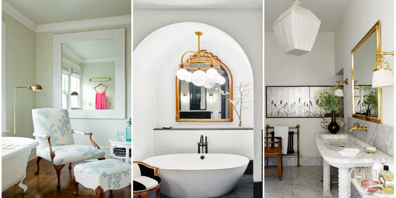 Bathroom Lighting Ideas to Elevate Your Interior Design FEAT bathroom lighting Bathroom Lighting Ideas to Elevate Your Interior Design Bathroom Lighting Ideas to Elevate Your Interior Design FEAT