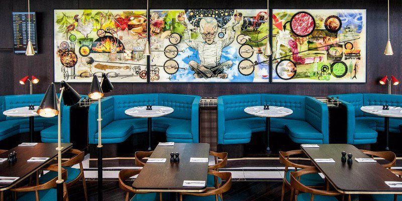 Outstanding Restaurant Design with Mid-Century Lighting Designs 1000 mid-century lighting Outstanding Restaurant Design with Mid-Century Lighting Designs Outstanding Restaurant Design with Mid Century Lighting Designs 1000 800x400