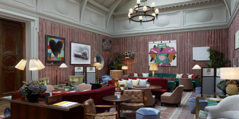 The Academicians' Room Shining with Vintage Floor Lamps vintage floor lamps The Academicians' Room Shining with Vintage Floor Lamps The Academicians    Room Shining with Vintage Floor Lamps 5