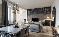 Mid-Century Lighting Brings Life to Apartment in Romantic Paris