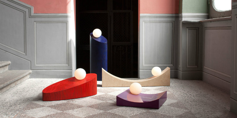 Stunning Sculpture Lighting Objects By London Based Child Studio 1