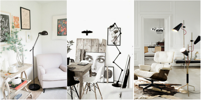 black floor lamps Use Black Floor Lamps In Your Contemporary Home Design Use Black Floor Lamps In Your Contemporary Home Design feat