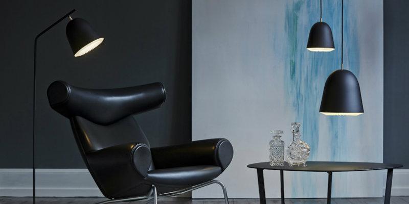 Floor Lamps Essentials Dazzling Industrial Lamps by Aurélien Barbry FEAT