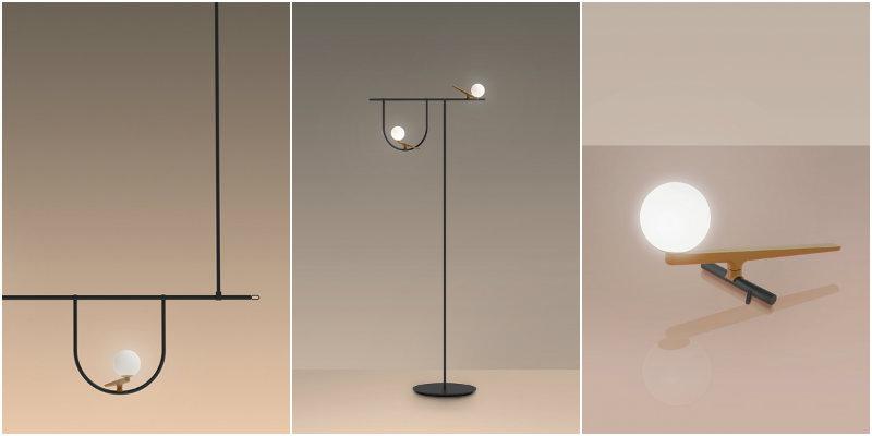 Floor Lamps Essentials Neri & Hu Yanzi Lighting Designs 6