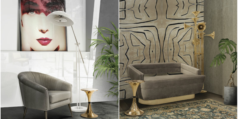 Mid-Century Modern Floor Lamps for Living Room Designs FEAT