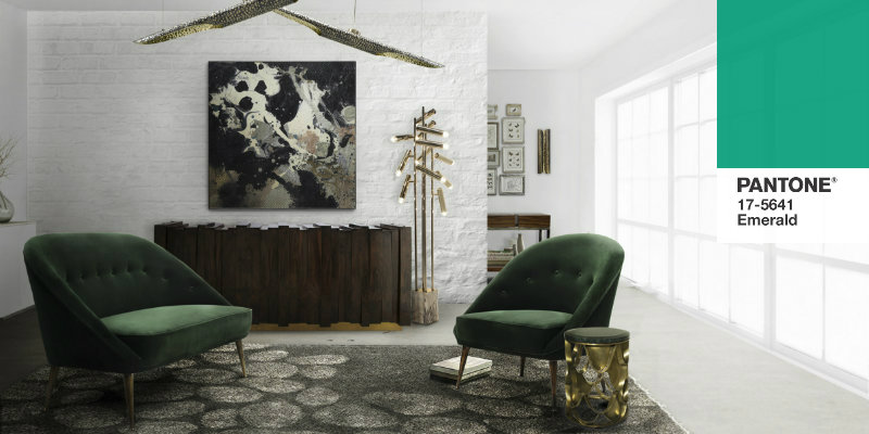 Mood Board Why Emerald Green is The Perfect Color for Your Summer FEAT